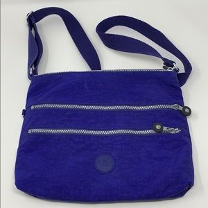 Kipling Crossbody Bag Blue